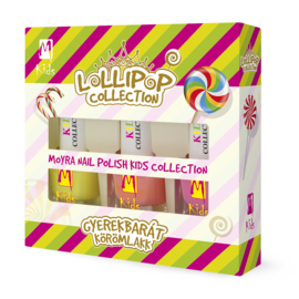 Moyra Kids Collectie - Lollipop Collection