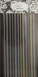 3D XL Jewel  - Mixed Chains