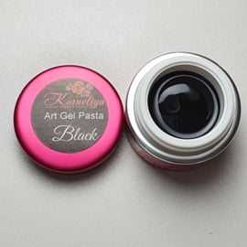 Korneliya Art Gel Pasta Classic Black 5 ml