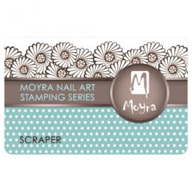 Moyra Scraper  Nr 2 Turqoise
