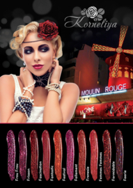 Poster MOULIN ROUGE B2 formaat (500x707mm)