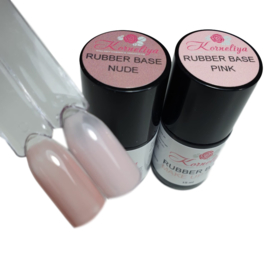 Korneliya Rubber Base Make Up PINK 15 ml