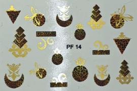Folie Decal PF 14