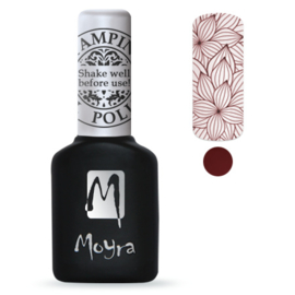 Moyra Stamping Gel Polish 10ml SGP07 MERLOT