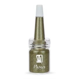 Moyra Glitter in Fles Nr. 01 Gold / Goud