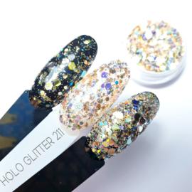 HOLO Glitter Mix 211