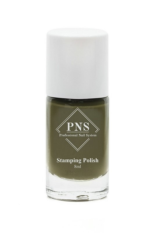 PNS Stamping Polish No.70 Legergroen