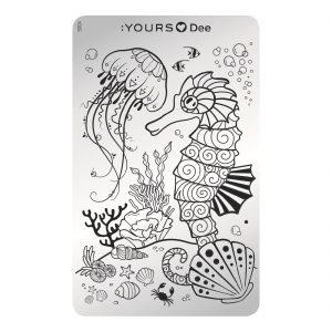 Yours Loves Dee - YLD 05 Deep Ocean