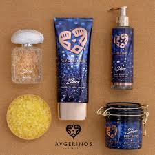 AVGERINOS COSMETICS STARS