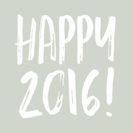 Blog   1 januari 2016   Goede voornemens