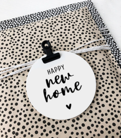 Cadeaulabel | Happy new home