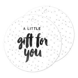 Cadeaulabel | A little gift for you
