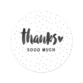 Stickers | Thanks sooo much