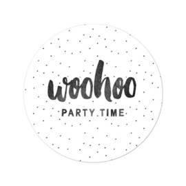 Stickers | Woohoo party time
