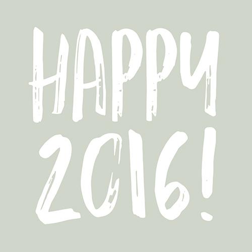 Blog | 1 januari 2016 | Goede voornemens