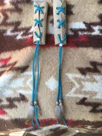Paardenstaart/vlecht versiering