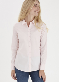 Basis blouse in roze