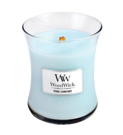 Woodwick pure comfort medium