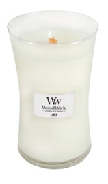 Woodwick linen large