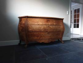 Antieke 19e eeuw commode ladenkast / commode XL