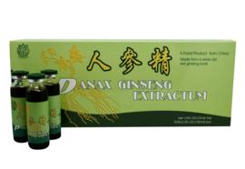 Ren shen jing - Panax Ginseng extractum 10ml x 10bottle