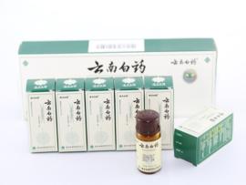 yunnan baiyao 1 box 6 pc