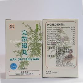 Wan Dai Tang Wan - 完带汤丸