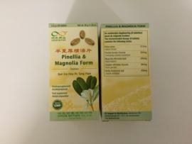 Ban Xia Hou Po Tang Pian - Pinellia & Magnolia Form