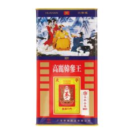 Huahan ginseng 6 years root - ginseng heaven 30 - Red Ginseng 150gr