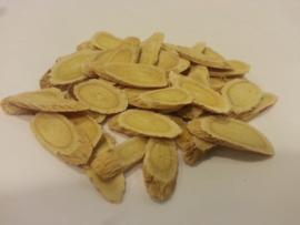 Huang Qi  - Radix Astragali - Milkvetch Root (Round slices)