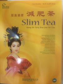 Kong shi tong bian jian fei cha - Slim Tea / Sim Tea