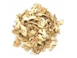 Gan Jiang - Rhizoma Zingiberis - Zingiber , Dried Ginger 100gr