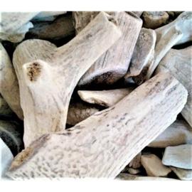 Lu Jiao Shuang - Cornu Cervi Degelatinatum - Deglatined deerhorn - 100gr