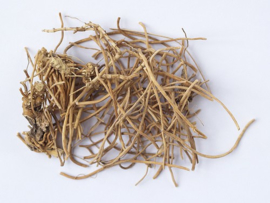 Bai Wei - Radix Cynanchi Atrati - Blackend Swallowwort Root - 100gr