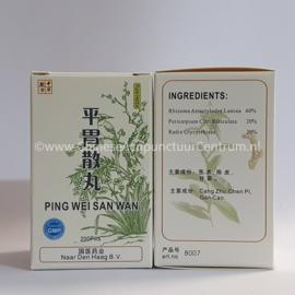 Ping Wei San Wan - 平胃散丸