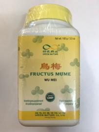 Wu Mei Ke Li - Fructus Mume - 烏梅顆粒