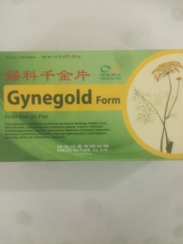 Fu ke qian jin pian - Gynegold form