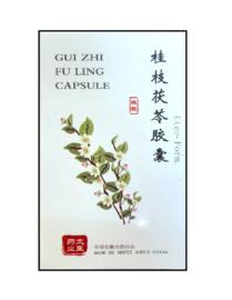 Gui Zhi fu Ling Capsule - Uter Form