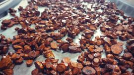 Huang Qi Zhi - Radix Astragali Preparata - Milkvetch Root Prepared