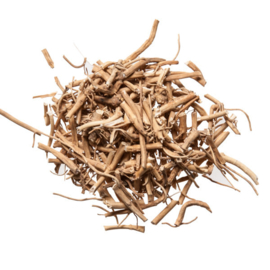 Bai Qian - Rhizoma Cynanchi Stauntonii - Willowleaf Swallowwort Rhizome - 100 gr