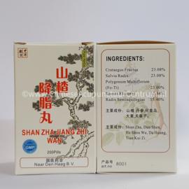 Shan Zha Jiang Zhi Wan - 山楂降脂丸