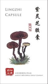 Ling Zhi Capsule - 赤灵芝胶囊
