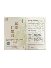 Suan Zao Ren Tang Wan -酸枣仁汤丸