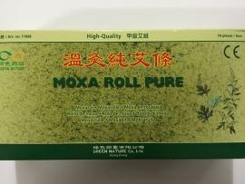 Moxa roll pure 10 pcs/box