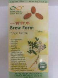Yi Guan jian pian - Brew form