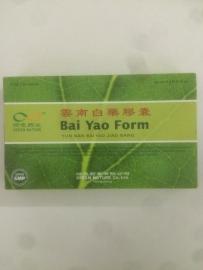Yunnan baiyao jiaonang - Bai yao form