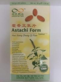 Huo xiang zheng qi pian - Astachi form