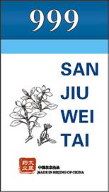 San Jiu Wei Tai - 三九胃泰胶囊