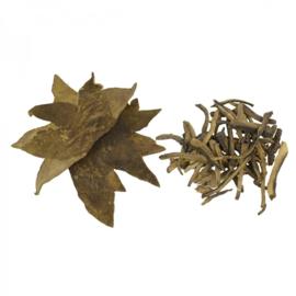 Ju Hong - Exocarpium Citri Rubrum - 橘红 -100gr