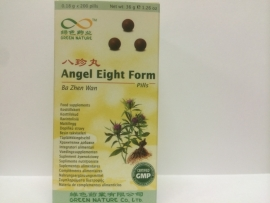 Ba zhen wan - Angel eight form